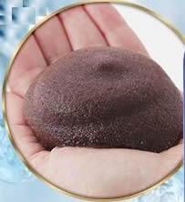 ルプルプ ヘアカラーフォームの泡